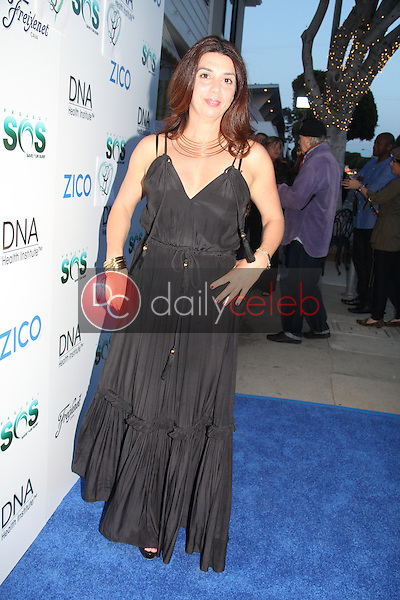 Larissa Love<br /> at the Tanna Frederick &amp; Project Save Our Surf Partnership Launch With DNA Health Institute, Larissa Love Cosmetics, Santa Monica, CA 05-13-15<br /> Dave Edwards/DailyCeleb.com 818-249-4998