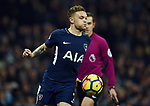 Kieran Trippier of Tottenham Hotspur during the premier league match at the Etihad Stadium, Manchester. Picture date 16th December 2017. Picture credit should read: Robin ParkerSportimage