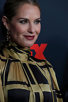 """LOS ANGELES - OCT 26:  Leslie Grossman at the """"American Horror Story"""" 100th Episode Celebration at the Hollywood Forever Cemetary on October 26, 2019 in Los Angeles, CA"""