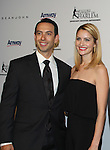 Ben Agosto & Tanith White (skaters)  - The 11th Annual Skating with the Stars Gala - a benefit gala for Figure Skating in Harlemon April 11, 2016 on Park Avenue in New York City, New York with many Olympic Skaters and Celebrities. (Photo by Sue Coflin/Max Photos)