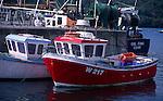 Fishing boats at Union Hall, County Cork, Ireland