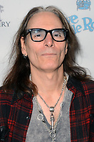 HOLLYWOOD, CA - NOVEMBER 8: Steve Vai at the Pop-Up Art Show by Billy Morrison and Steve Stevens at Ken Paves Salon in West Hollywood, California on November 8, 2019. Credit: David Edwards/MediaPunch