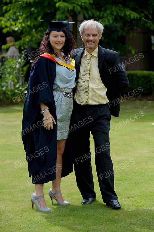 14.7.10 Liverpool Hope University Graduation..Photos by Alan Edwards