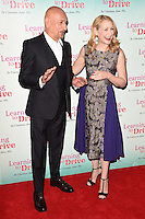Sir Ben Kingsley and Patricia Clarkson<br /> arrives for the &ldquo;Learning to Drive&rdquo; Gala screening at the Curzon Mayfair, London.<br /> <br /> <br /> &copy;Ash Knotek  D3126  02/06/2016
