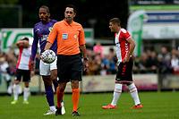 ROLDE - Voetbal, FC Groningen - FC Emmen, voorbereiding seizoen 2019-2020, 16-07-2019,  arbiter Dennis Higler