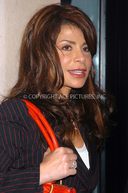 WWW.ACEPIXS.COM . . . . . ....NEW YORK, SEPTEMBER 26, 2005....Paula Abdul at the opening celebration of Self Magazine's 'The Self Center,' a month long fundraiser day spa on Fifth Avenue.....Please byline: AJ SOKALNER - ACE PICTURES.. . . . . . ..Ace Pictures, Inc:  ..Craig Ashby (212) 243-8787..e-mail: picturedesk@acepixs.com..web: http://www.acepixs.com