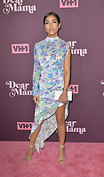 "LOS ANGELES, CA- MAY 03: Jhene Aiko at the VH1's Third Annual ""Dear Mama: A Love Letter to Moms"" at the Theatre at ACE Hotel on May 3, 2018 in Los Angeles, California.Credit: Koi Sojer/Snap'N U Photos/Media Punch"