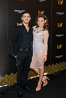 LAS VEGAS, NV - July 12, 2016: ***HOUSE COVERAGE***   Nick Garcia and Brittany Cherry pictured as BAZ  -Star Crossed Love Opening Night arrivals at The Palazzo Theater at The Palazzo Las Vegas in Las vegas, NV on July 12, 2016. Credit: Erik Kabik Photography/ MediaPunch