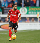 Daniel Candeias motoring up the wing and looking to put a cross in