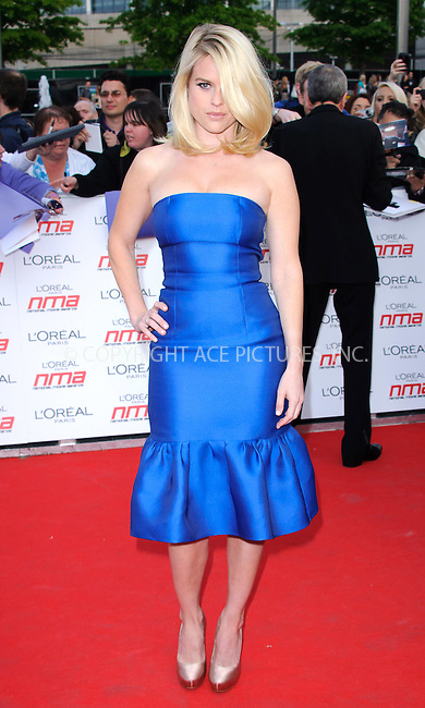 WWW.ACEPIXS.COM . . . . .  ..... . . . . US SALES ONLY . . . . .....May 11 2011, London....Alice Eve at the National Movie Awards at the Wembley Arena on May 11 2011 in London....Please byline: FAMOUS-ACE PICTURES... . . . .  ....Ace Pictures, Inc:  ..Tel: (212) 243-8787..e-mail: info@acepixs.com..web: http://www.acepixs.com
