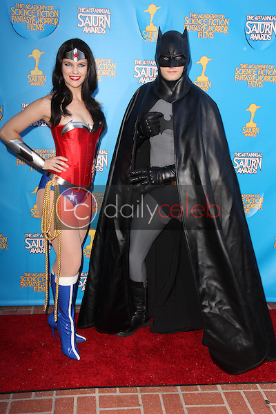 Cosplayers<br /> at the 41st Annual Saturn Awards, The Castaway, Burbank, CA 06-25-15<br /> David Edwards/Dailyceleb.com 818-249-4998