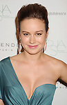 WEST HOLLYWOOD, CA - OCTOBER 17: Brie Larson arrives at the 3rd Annual Autumn party at The London West Hollywood on October 17, 2012 in West Hollywood, California.