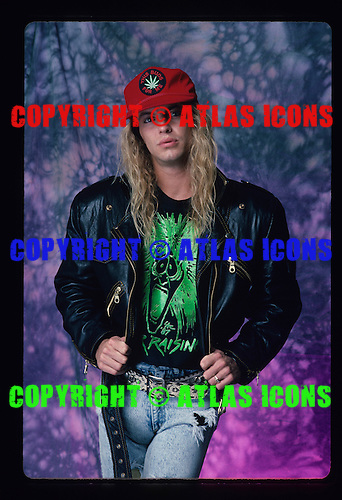 Bret Michaels of Poison Portrait Session