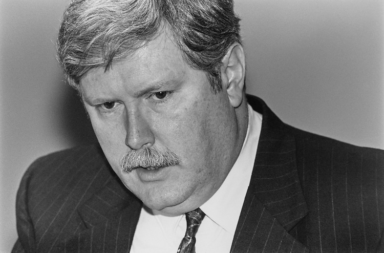 James H. Maloney, D-Conn., in February 1994. (Photo by Laura Patterson/CQ Roll Call via Getty Images)