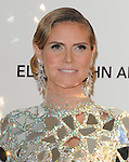 Heidi Klum at the 19th Annual Elton John AIDS Foundation Academy Awards Viewing Party held at The Pacific Design Center Outdoor Plaza in West Hollywood, California on August 27,2011                                                                               © 2011 DVS / Hollywood Press Agency