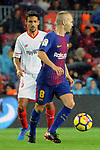 2017-11-04-FC Barcelona vs Sevilla FC: 2-1.