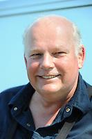 SKUTSJESILEN: FRYSLAN: Schippers portretten SKS Sintrale Kommisje Skûtsjesilen, Berend Mink (d'Halve Maen), ©foto Martin de Jong
