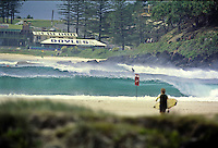 COOLANGATTA BEACH BREAK circa 1990..Photo: Joliphotos.com