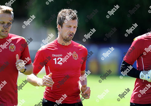 2012-07-23 / Voetbal / seizoen 2012-2013 / KV Mechelen / Steven De Petter..Foto: Mpics.be