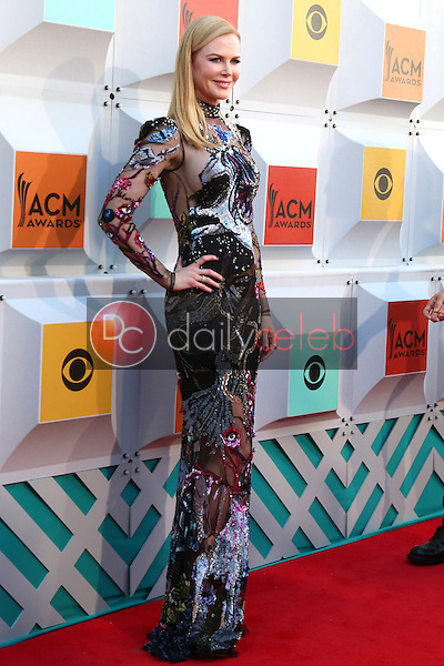 Nicole Kidman<br /> at the 2016 Academy of Country Music Awards Arrivals, MGM Grand Garden Arena, Las Vegas, NV 04-03-16<br /> David Edwards/DailyCeleb.com 818-249-4998
