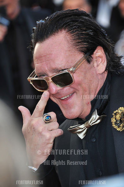 Michael Madsen at the gala awards ceremony at the 67th Festival de Cannes.<br /> May 24, 2014  Cannes, France<br /> Picture: Paul Smith / Featureflash