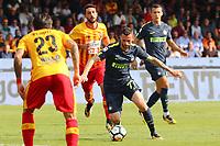 Marcelo Brozovic Inter<br /> Benevento 01-10-2017  Stadio Ciro Vigorito<br /> Football Campionato Serie A 2017/2018. <br /> Benevento - Inter<br /> Foto Cesare Purini / Insidefoto