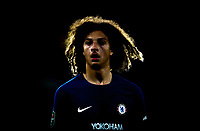 Ethan Ampadu of Chelsea during the Carabao Cup (Football League cup) 23rd round match between Chelsea and Nottingham Forest at Stamford Bridge, London, England on 20 September 2017. Photo by Andy Rowland.