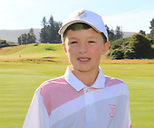 "Cormac Sharpe from Blairgowrie Golf Club is named as one of the ""DreamTeam"" of Junior Golfers who have been selected to take part in the The Gleneagles Foundation inaugural 12 month scholarship programme  : Picture Stuart Adams, www.golftourimages.com: 19/09/2015"