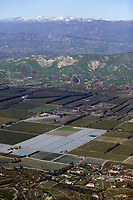 aerial photograph Ventura County California