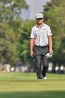 Charley Hoffman (USA) approaches the 18th green  during round 4 of the World Golf Championships, Mexico, Club De Golf Chapultepec, Mexico City, Mexico. 3/4/2018.<br /> Picture: Golffile | Ken Murray<br /> <br /> <br /> All photo usage must carry mandatory copyright credit (&copy; Golffile | Ken Murray)