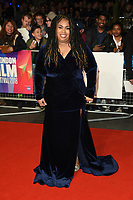 "Angie Thomas<br /> arriving for the London Film Festival screening of ""The Hate U Give"" at the Cineworld Leicester Square, London<br /> <br /> ©Ash Knotek  D3452  20/10/2018"