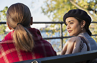 Vanessa Hudgens &amp; Jennifer Lopez<br /> Second Act (2018) <br /> *Filmstill - Editorial Use Only*<br /> CAP/RFS<br /> Image supplied by Capital Pictures