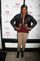 Mya Taylor<br /> KIA SUPPER SUITE BY STK hosts a cast dinner for films, THE OVERNIGHT, TANGERINE & ANIMALS, Handle Restaurant and Bar, Park City, UT 01-24-15<br /> David Edwards/DailyCeleb.com 818-915-4440