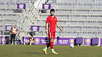 Orlando, Florida - Wednesday January 17, 2018: Jon Bakero. Match Day 3 of the 2018 adidas MLS Player Combine was held Orlando City Stadium.