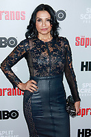 NEW YORK, NY - JANUARY 9: Kathrine Narducci  at &ldquo;The Sopranos&quot; 20th Anniversary Panel Discussion at SVA Theater on January 9, 2019 in New York City. <br /> CAP/MPI99<br /> &copy;MPI99/Capital Pictures