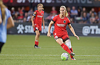 Portland, OR - Saturday July 02, 2016: Amandine Henry during a regular season National Women's Soccer League (NWSL) match between the Portland Thorns FC and Sky Blue FC at Providence Park.