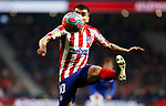 Atletico de Madrid's Angel Correa during La Liga match. Oct 26, 2019. (ALTERPHOTOS/Manu R.B.)