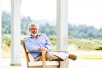 Steve Blank pictures: executive portrait photography of Steve Blank, by San Francisco corporate photographer Eric Millette