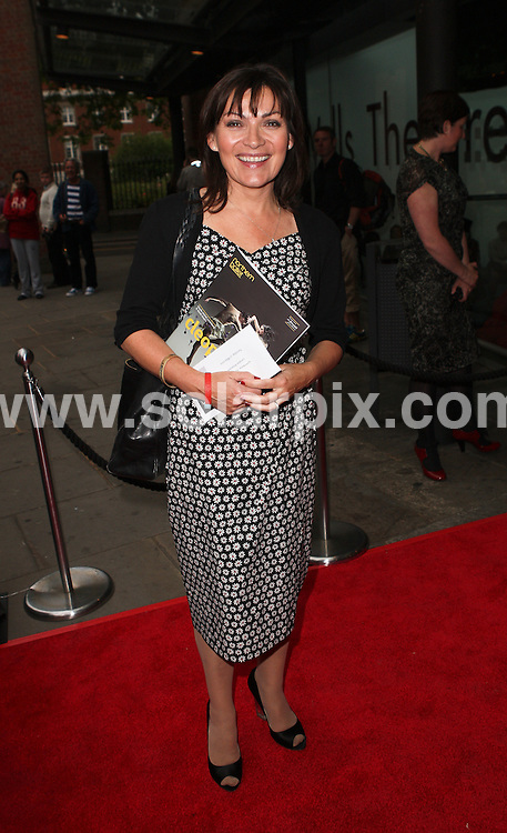 **ALL ROUND PICTURES FROM SOLARPIX.COM**                                             **WORLDWIDE SYNDICATION RIGHTS**                                                                                  Caption: Arrivals at the Northern Ballet production of Cleopatra, Press Night, held at Sadlers wells Theatre, London, UK. 17 May 2011                                                                             This pic: Lorraine Kelly                                                                                    JOB REF: 13358 WMB       DATE: 17_05_2011                                                           **MUST CREDIT SOLARPIX.COM OR DOUBLE FEE WILL BE CHARGED**                                                                      **MUST AGREE FEE BEFORE ONLINE USAGE**                               **CALL US ON: +34 952 811 768 or LOW RATE FROM UK 0844 617 7637**