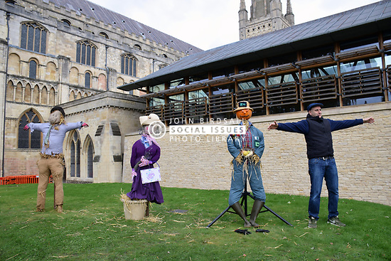 HarFest, food festival in the grounds of Norwich Cathedral, October 2017