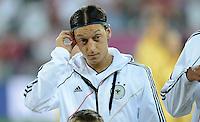 FUSSBALL  EUROPAMEISTERSCHAFT 2012   VORRUNDE Deutschland - Portugal          09.06.2012 Mesut Oezil (Deutschland)