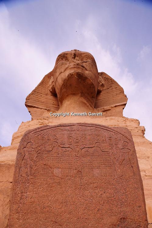 Zahi Hawass Secret Egypt Travel Guide; Egypt; archaeology; Pyramid builders; Old Kingdom; pyramid; Giza; Pyramids; Sphinx; Khafre;