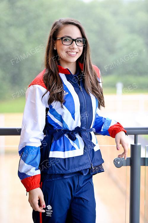 GB Gymnastics Team Announcement Loughborough University 4.7.12.GB Gymnastic Group Member Georgina Cassar