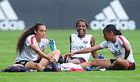 170531 UEFA Women's Champions League Final - Pre match training session