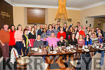 Enjoying the Ballyseedy Home and Garden Centre Christmas party at The Roasthouse on Saturday