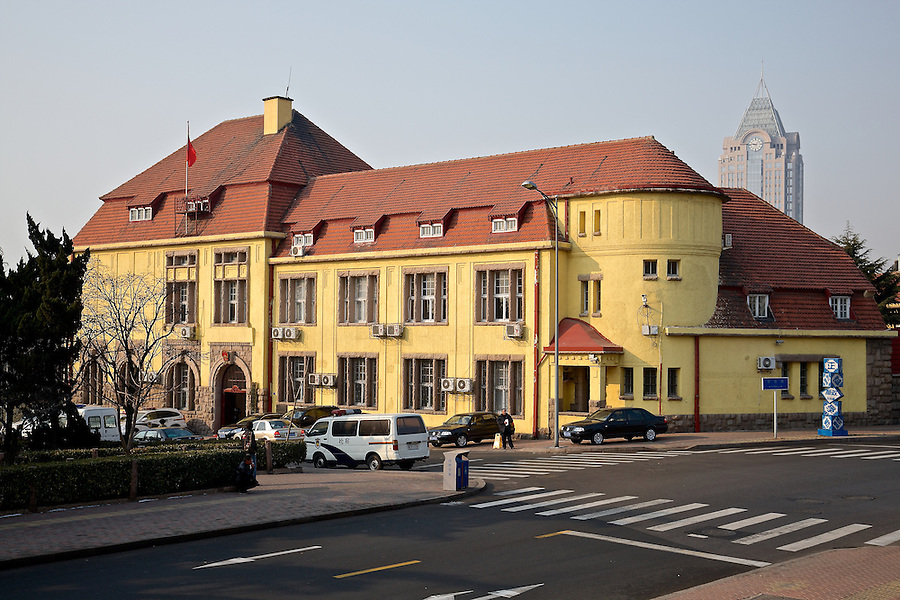 German Imperial Court, Qingdao (Tsingtao).