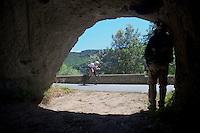 Daryl Impey (ZAF/Orica-BikeExchange)<br /> <br /> stage 13 (ITT): Bourg-Saint-Andeol - Le Caverne de Pont (37.5km)<br /> 103rd Tour de France 2016