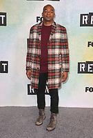 "08 January 2019 - Los Angeles, California - Brandon Victor Dixon. FOX Hosts ""RENT"" Press Junket held at the FOX Lot. Photo Credit: Faye Sadou/AdMedia"