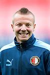 Nederland, Nijmegen, 26 september  2012.Seizoen 2012-2013.KNVB beker.NEC-Feyenoord.Jordy Clasie van Feyenoord..