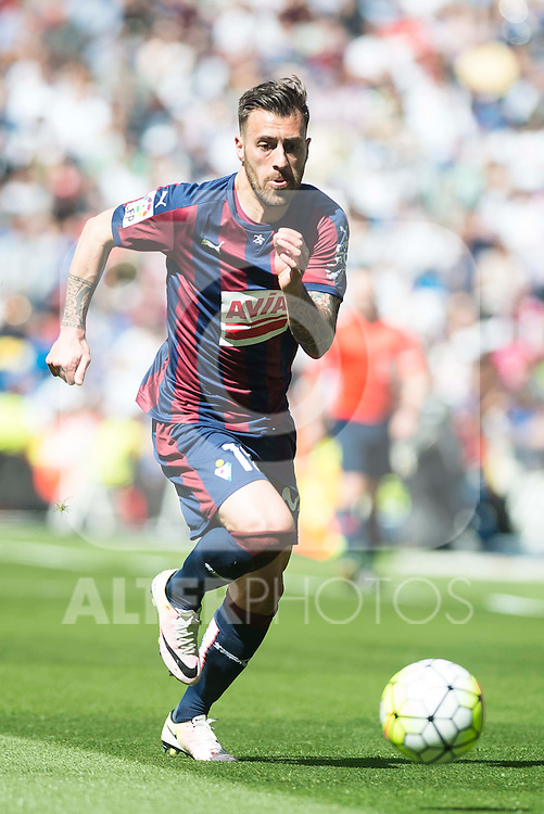 Sociedad Deportiva Eibar's Antonio Luna during La Liga match. April 09, 2016. (ALTERPHOTOS/Borja B.Hojas)